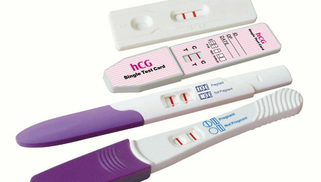 Pregnancy Test Results