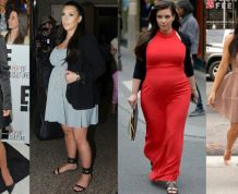 Kim Kardashian Pregnant with Her Second Baby