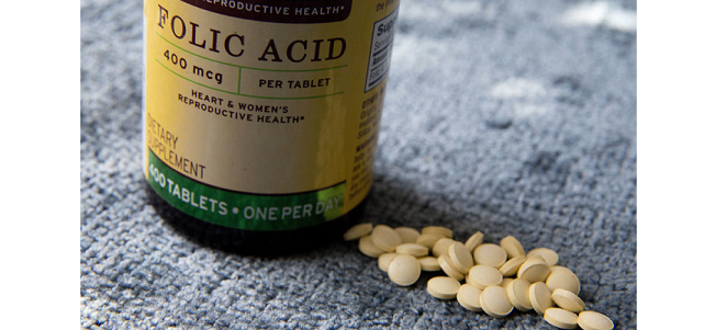 folic acid for male fertility